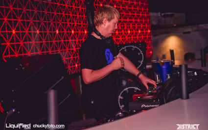 John Digweed - District